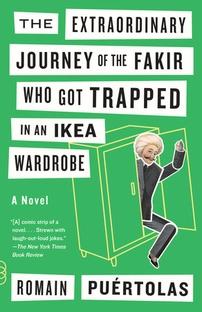 The Extraordinary Journey of the Fakir - Poster / Capa / Cartaz - Oficial 1