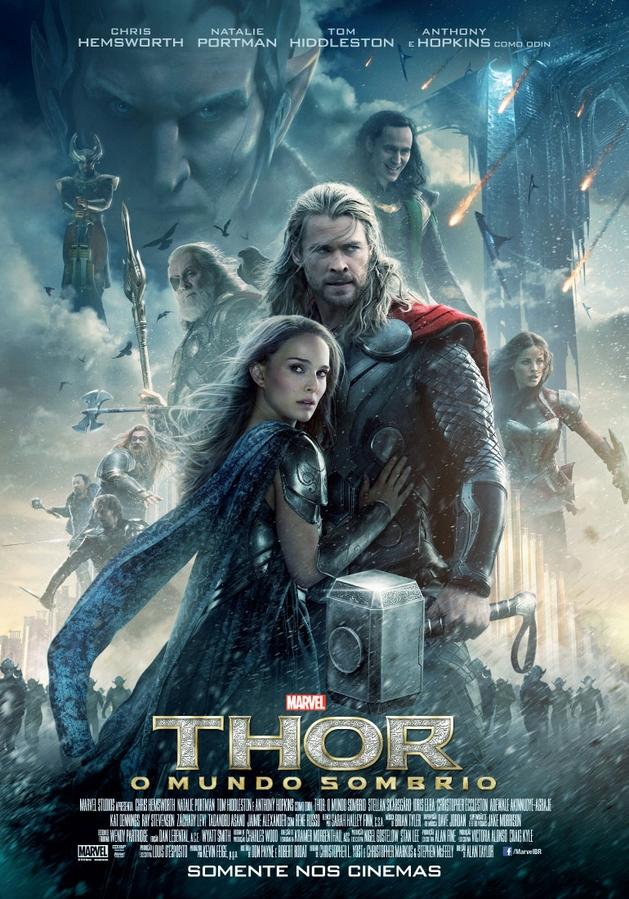Crítica: Thor: O mundo sombrio