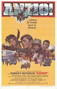 A Batalha de Anzio - Poster / Capa / Cartaz - Oficial 3