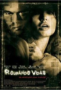 Roubando Vidas - Poster / Capa / Cartaz - Oficial 3