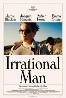 Homem Irracional - Poster / Capa / Cartaz - Oficial 1