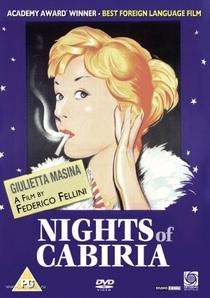 Noites de Cabíria - Poster / Capa / Cartaz - Oficial 5