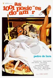 As 1001 Posições do Amor - Poster / Capa / Cartaz - Oficial 1
