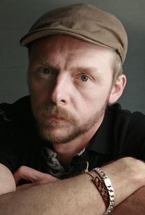 Simon Pegg - Poster / Capa / Cartaz - Oficial 1