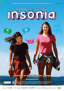 Insônia - Poster / Capa / Cartaz - Oficial 1
