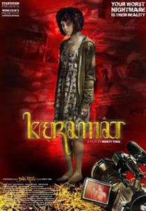 Keramat - Poster / Capa / Cartaz - Oficial 1
