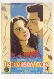 As Últimas Férias - Poster / Capa / Cartaz - Oficial 1
