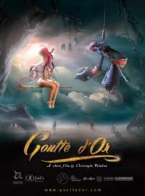Goutte d'Or - Poster / Capa / Cartaz - Oficial 1