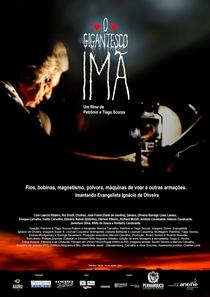 O Gigantesco Ímã - Poster / Capa / Cartaz - Oficial 1