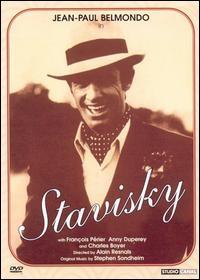 Stavisky  - Poster / Capa / Cartaz - Oficial 1