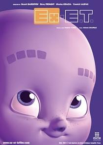 Ex-E.T. - Poster / Capa / Cartaz - Oficial 1