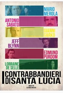 I Contrabbandieri di Santa Lucia - Poster / Capa / Cartaz - Oficial 1