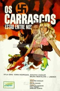 Os Carrascos Estão Entre Nós - Poster / Capa / Cartaz - Oficial 1