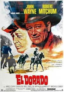 El Dorado - Poster / Capa / Cartaz - Oficial 1