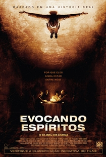 Evocando Espíritos - Poster / Capa / Cartaz - Oficial 9