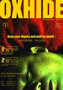 Oxhide - Poster / Capa / Cartaz - Oficial 1
