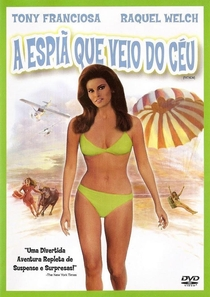 A Espiã Que Veio do Céu - Poster / Capa / Cartaz - Oficial 1