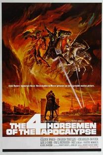 Os Quatro Cavaleiros do Apocalipse - Poster / Capa / Cartaz - Oficial 6