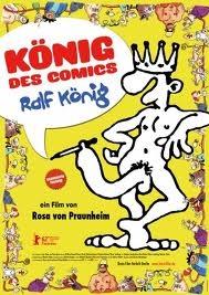 Ralf König, Rei dos Quadrinhos - Poster / Capa / Cartaz - Oficial 1