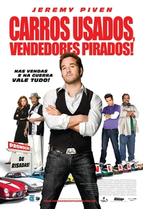 Carros Usados, Vendedores Pirados - Poster / Capa / Cartaz - Oficial 1