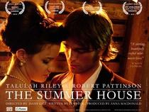 A casa de verão - Poster / Capa / Cartaz - Oficial 1