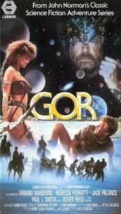 Gor e os Guerreiros Selvagens - Poster / Capa / Cartaz - Oficial 1
