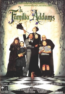 A Família Addams - Poster / Capa / Cartaz - Oficial 4