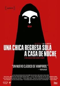 Garota Sombria Caminha Pela Noite - Poster / Capa / Cartaz - Oficial 11