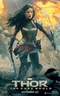 Thor: O Mundo Sombrio - Poster / Capa / Cartaz - Oficial 6