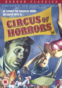 Circo dos Horrores - Poster / Capa / Cartaz - Oficial 5