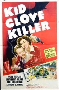 Um Assassino de Luvas - Poster / Capa / Cartaz - Oficial 1
