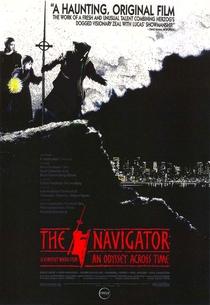 Navigator: Uma Odisséia no Tempo - Poster / Capa / Cartaz - Oficial 1