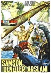 Hércules Contra o Corsário Negro - Poster / Capa / Cartaz - Oficial 3