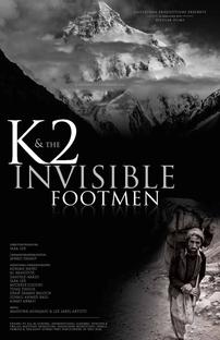 K2 e os Lacaios Invisíveis - Poster / Capa / Cartaz - Oficial 1