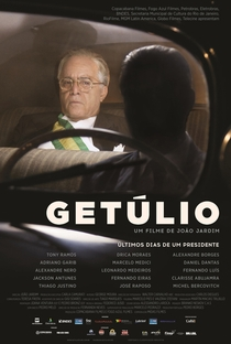 Getúlio - Poster / Capa / Cartaz - Oficial 1