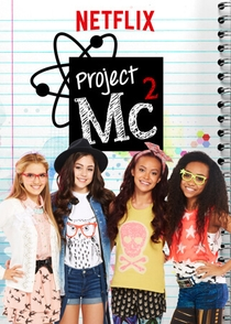Projeto Mc² - Poster / Capa / Cartaz - Oficial 1