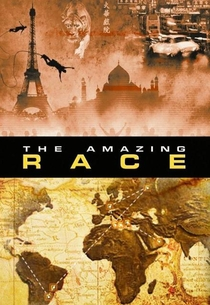 The Amazing Race 28ª temporada - Poster / Capa / Cartaz - Oficial 1
