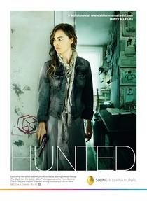 Hunted (1ª Temporada) - Poster / Capa / Cartaz - Oficial 3