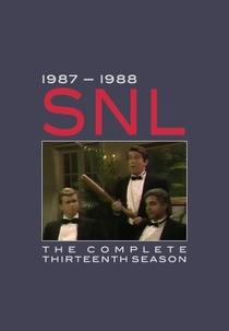 Saturday Night Live (13ª Temporada) - Poster / Capa / Cartaz - Oficial 1