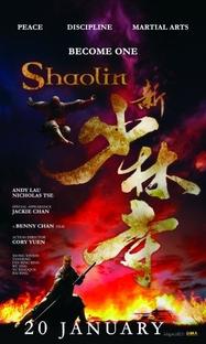 Shaolin - Poster / Capa / Cartaz - Oficial 7