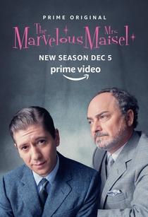 The Marvelous Mrs. Maisel (2ª Temporada) - Poster / Capa / Cartaz - Oficial 4
