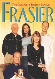 Frasier (8° temporada) - Poster / Capa / Cartaz - Oficial 1