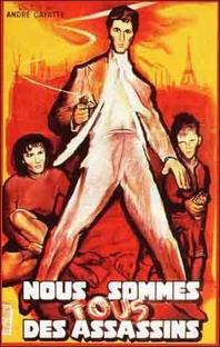 Somos Todos Assassinos - Poster / Capa / Cartaz - Oficial 1