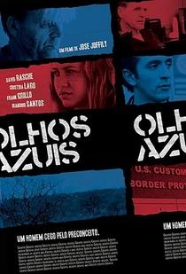 Olhos Azuis - Poster / Capa / Cartaz - Oficial 2