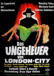 The Monster of London City - Poster / Capa / Cartaz - Oficial 1