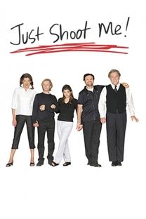Just Shoot Me! (4ª Temporada) - Poster / Capa / Cartaz - Oficial 1