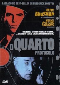 O Quarto Protocolo - Poster / Capa / Cartaz - Oficial 2
