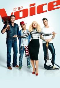 The Voice (8ª Temporada) - Poster / Capa / Cartaz - Oficial 3