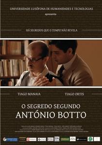 O Segredo Segundo António Botto - Poster / Capa / Cartaz - Oficial 1