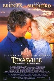 Texasville - A Última Sessão de Cinema Continua - Poster / Capa / Cartaz - Oficial 1